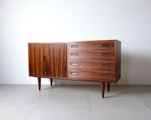 Sideboard by Carlo Jensen for Hundevad & Co