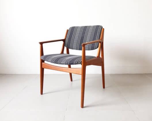 "Arm chair ""Ellen"" by Arne Vodder for Vamo Møbelfabrik"