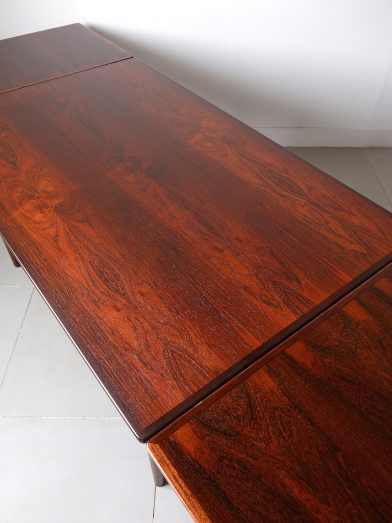 model 54 Dining table by Gunni Omann for Omann Jun