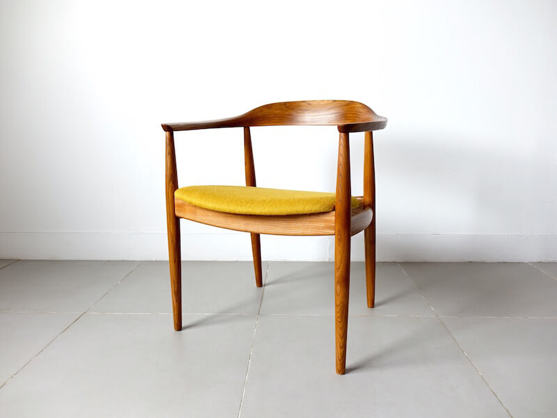 Arm chair by Illum Wikkelsø for Niels Eilersen