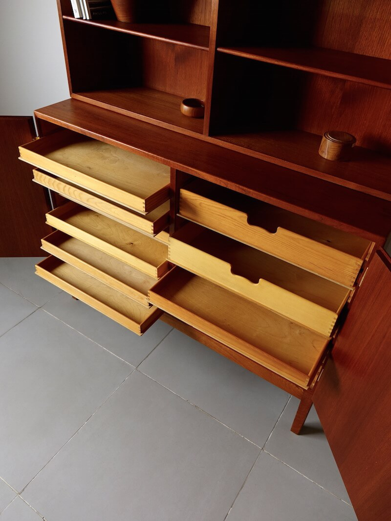 Cabinet by Borge Mogensen for FDB mobler