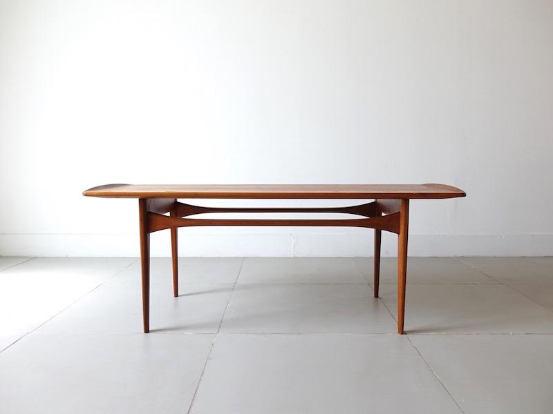 """FD503"" Coffee Table by Tove & Edvard Kindt-Larsen for France & Daverkosen"