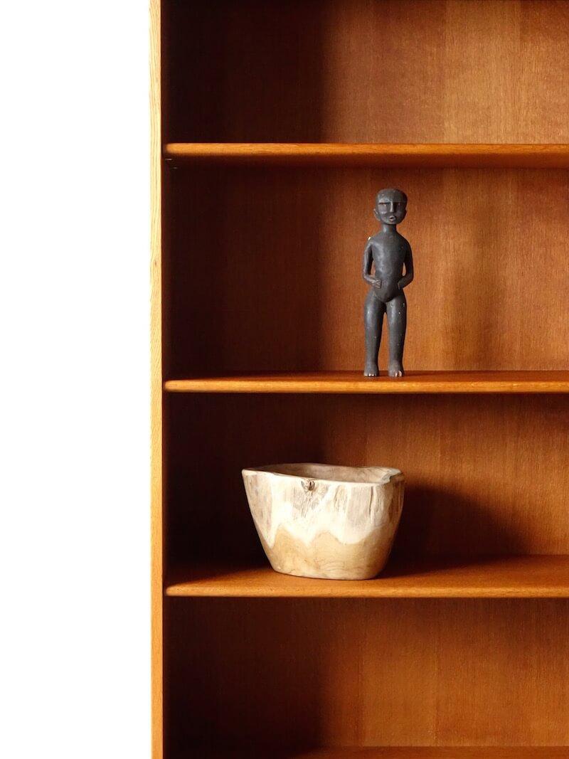 RY8 Bookshelf by Hans J. Wegner for RY mobler