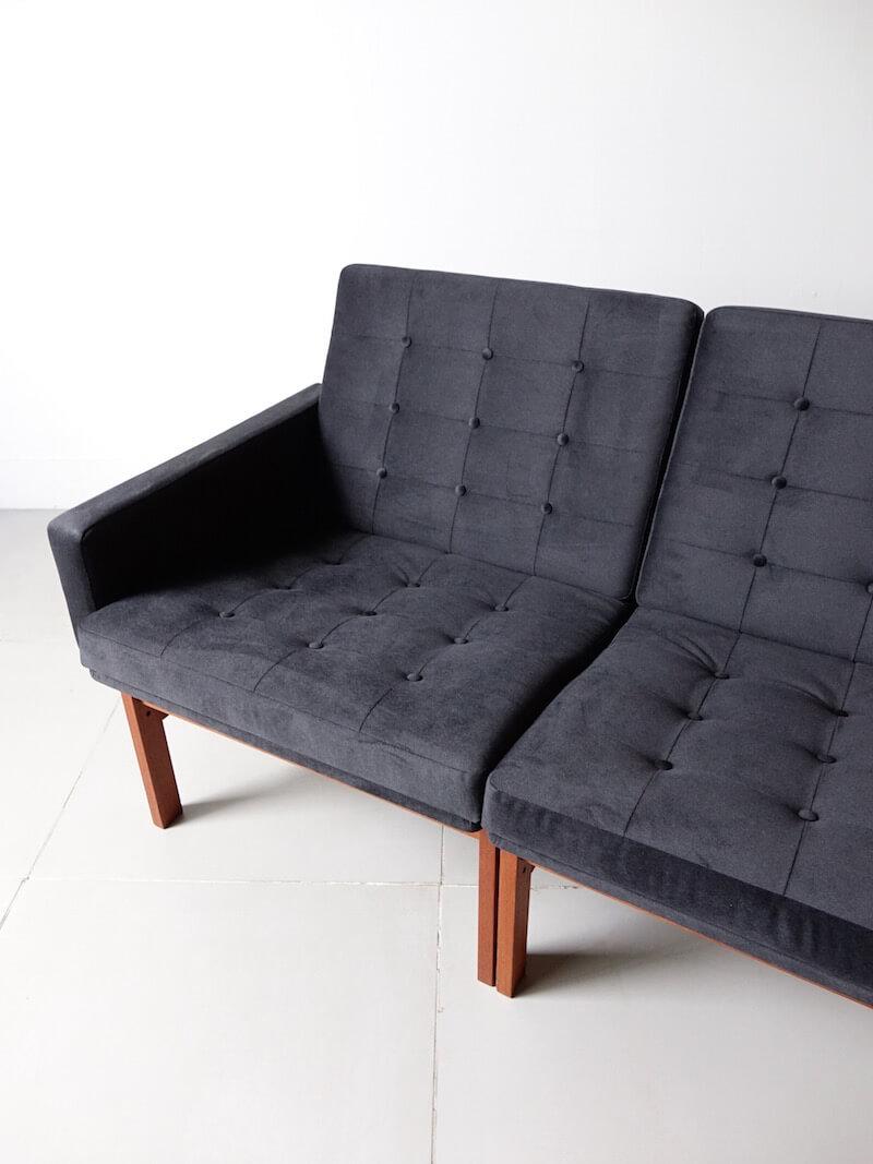 Moduline Sofa by Ole Gjerlov-Knudsen & Torben Lind for France & Søn