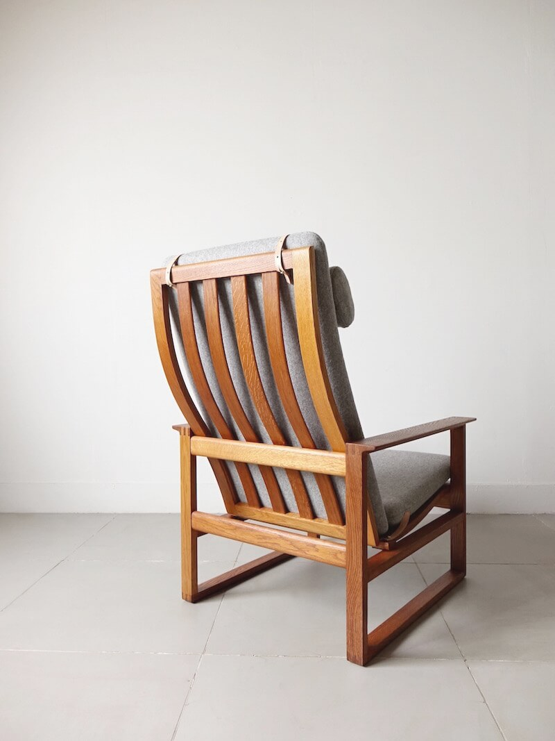 Model.2254 Eazychair by Borge Mogensen for Fredericia