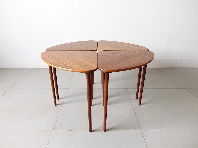 Anonymous Four-Leaf Clover Table