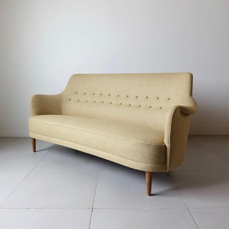Samsas Sofa by Carl Malmsten for O.H. Sjogren