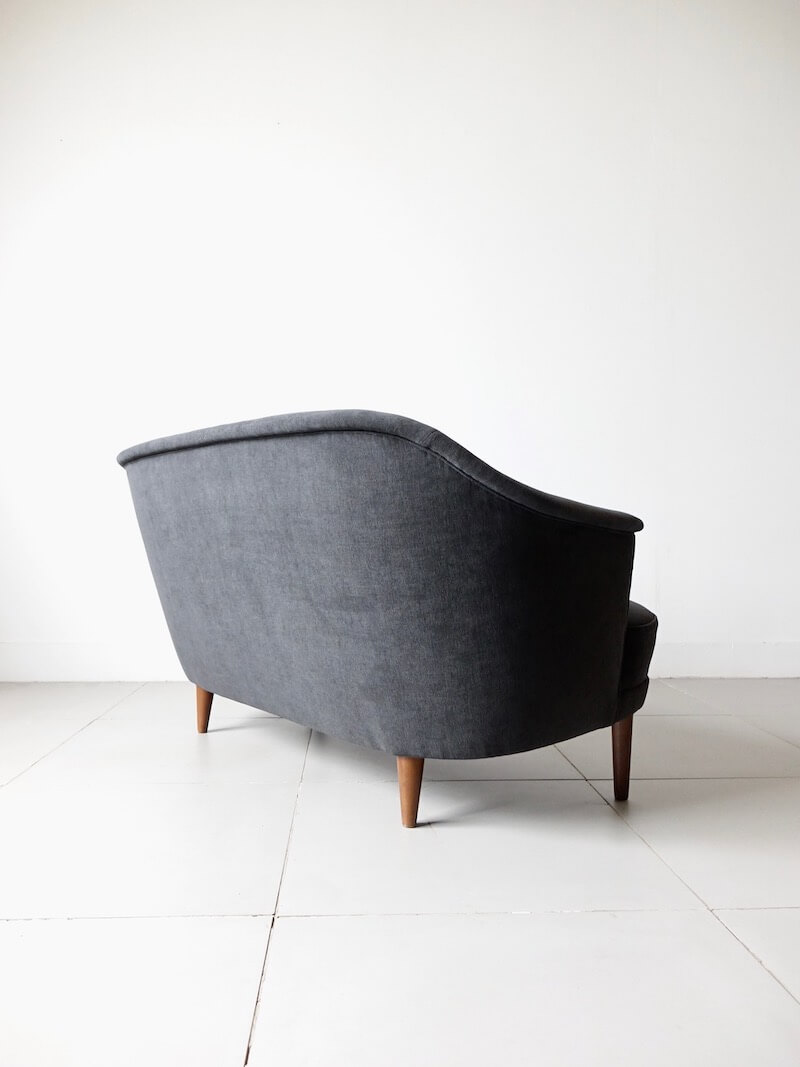Lilla Syster Sofa by Carl Malmsten for O.H. Sjogren