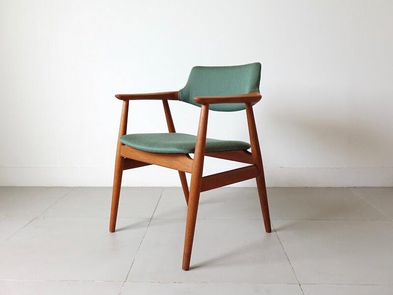 Arm chair by Erik Kirkegaard for Glostrup
