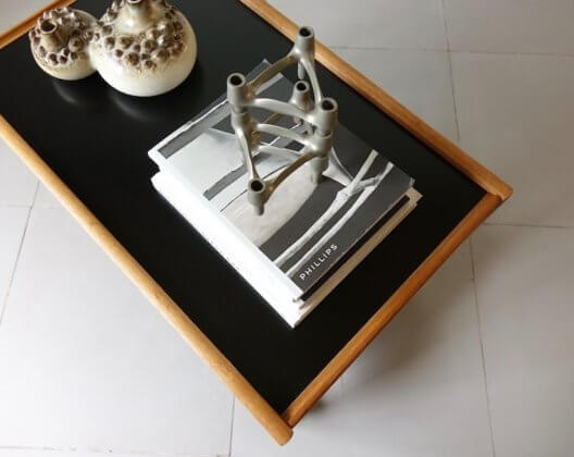 Trolley table by Kurt Ostervig for Jason Mobler
