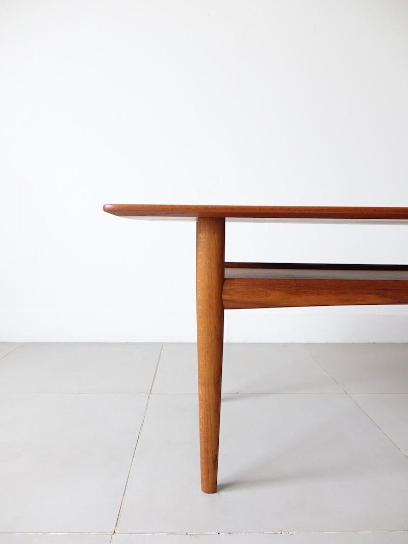 Coffee table by Slagelse Mobelfabrik