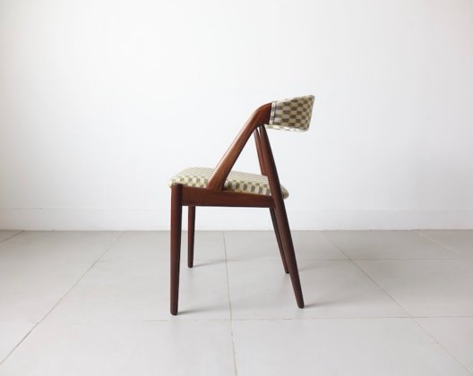 NV31 Dining Chair by Kai Kristiansen for Schou Andersen Møbelfabrik
