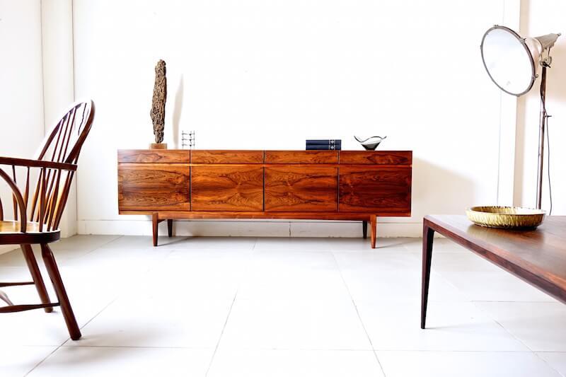 FA66 sideboard by Ib Kofod-Larsen