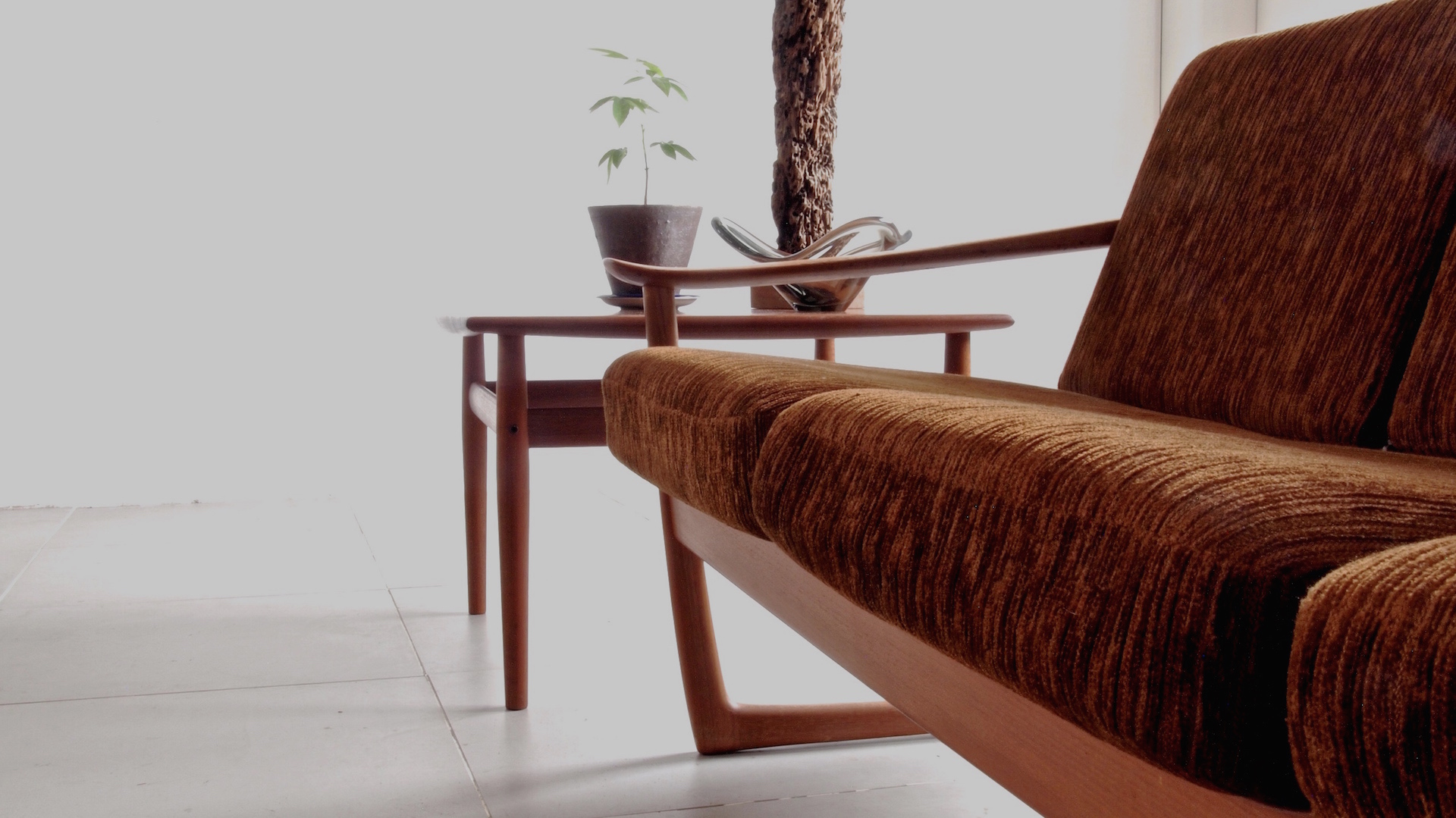 Coffee table by Grete Jalk