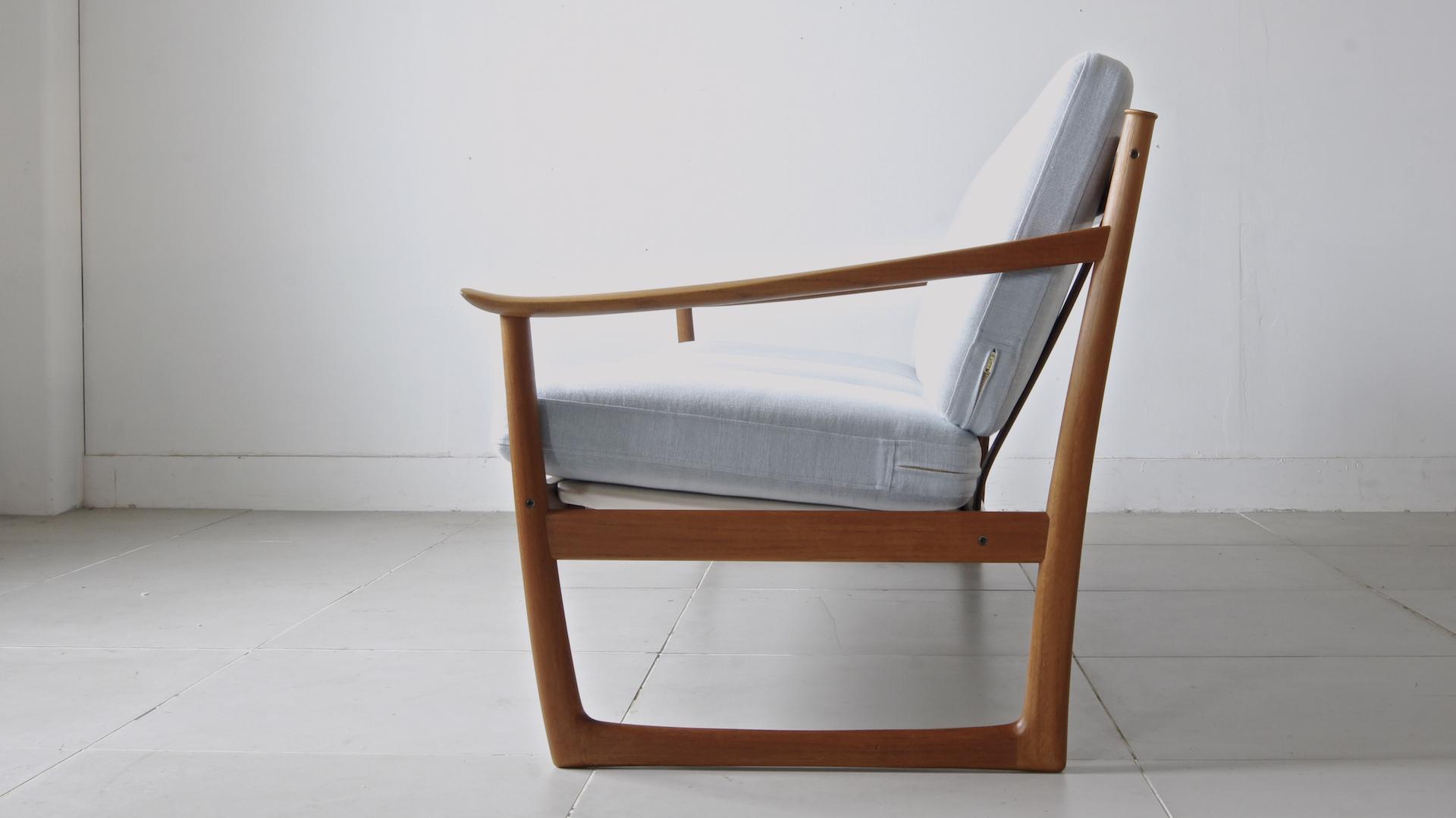 Sofa by Peter Hvidt and Orla Mølgaard-Nielsen