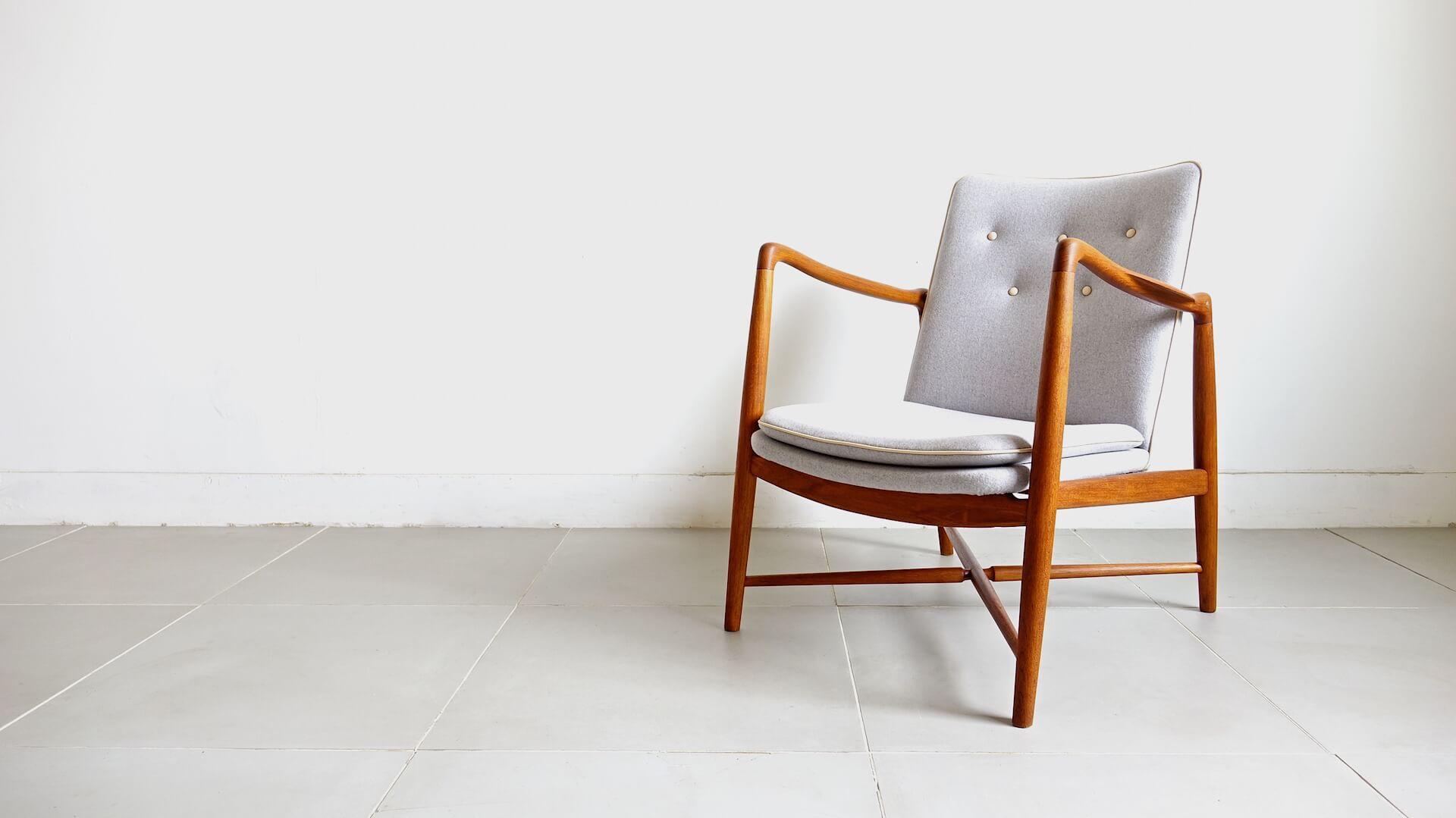 """Bo59 """"Fireplace chair"""" by Finn Juhl"""