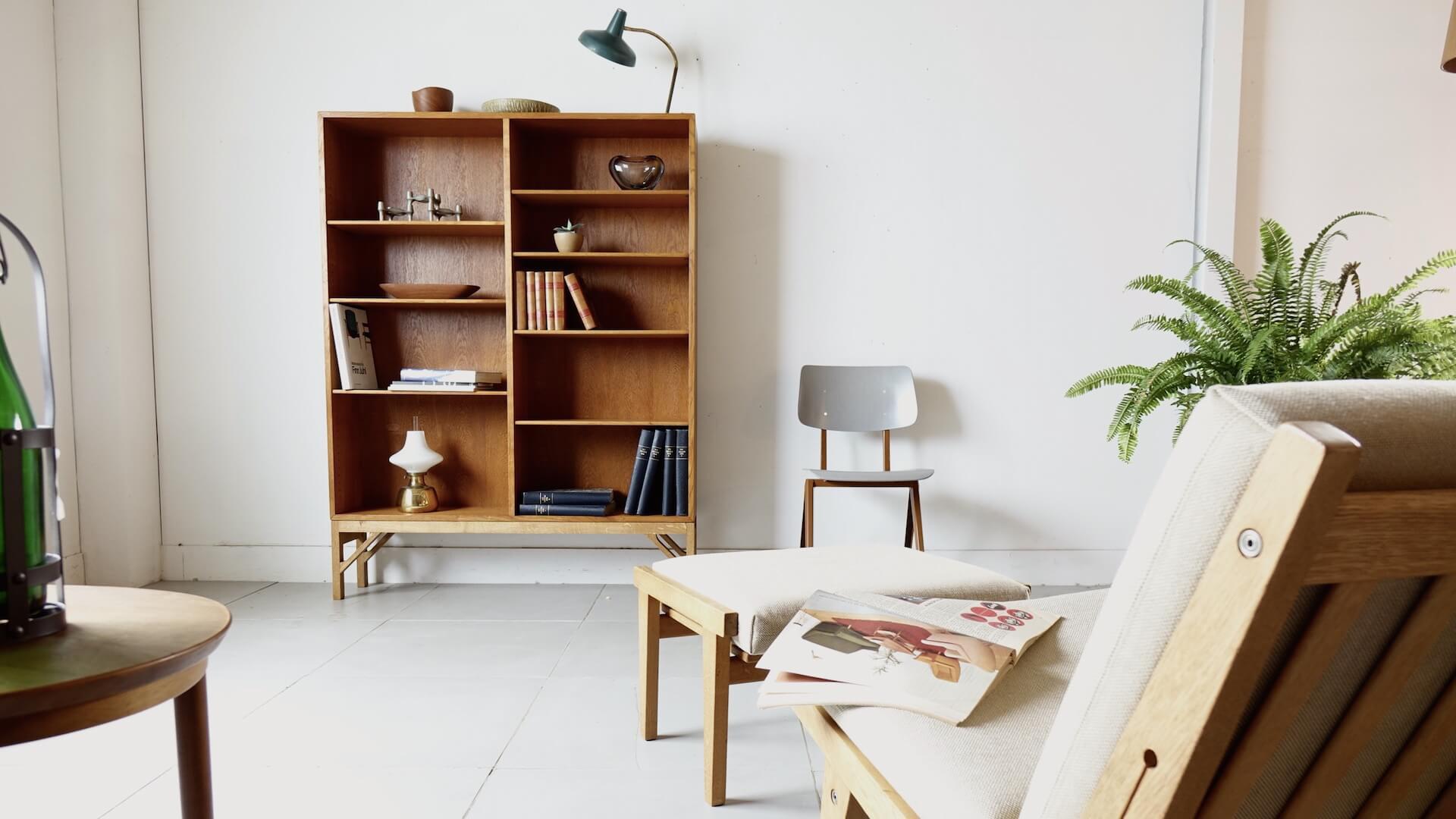 Bookcase by Borge Mogensen