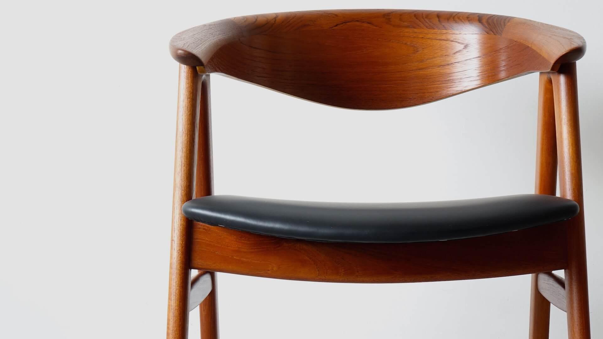 """""""No.52"""" Arm chair by Erik Kirkegaard"""