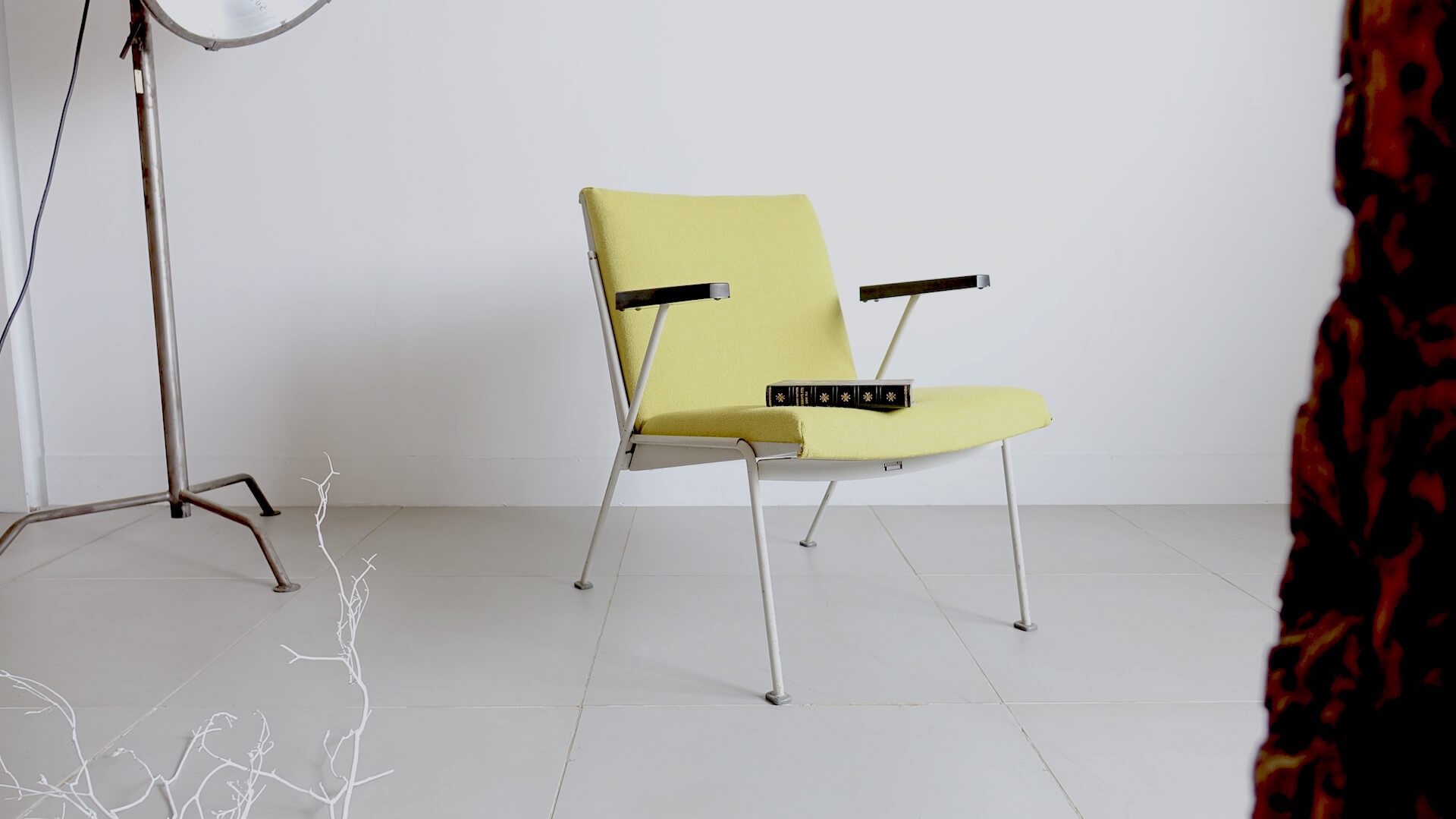 """OASE"" easy chair by Wim Rietveld"