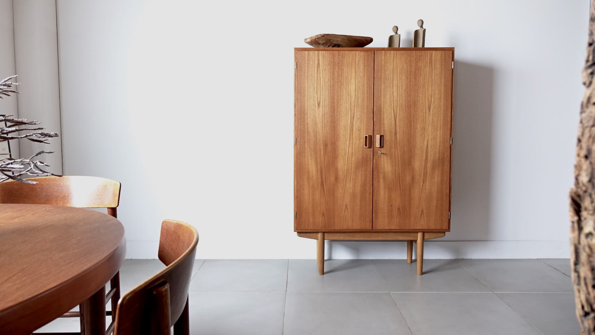 Cabinet by Borge Mogensen for Soborg