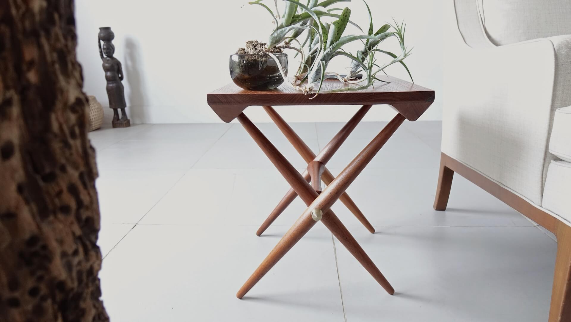 Side table by Jens H. Quistgaard