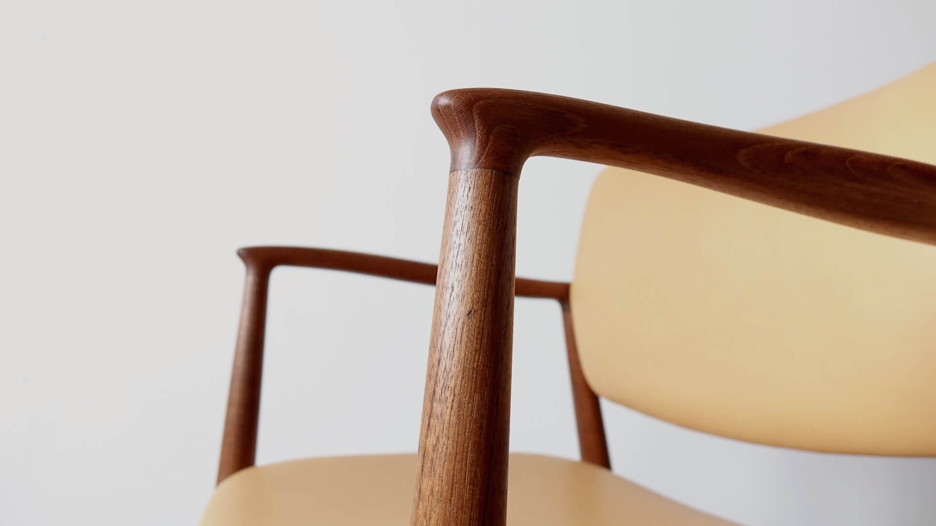 "Armchair ""Model 67"" by Erik Buch"