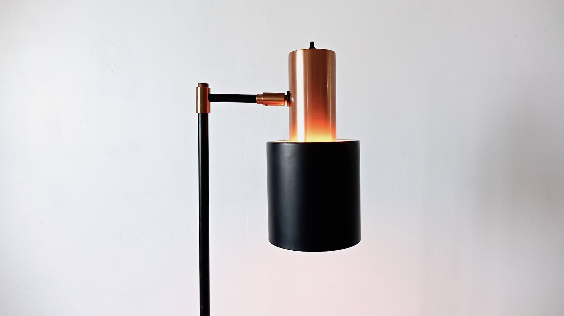 "Floor Lamp ""Studio"" by Jo Hammerborg"