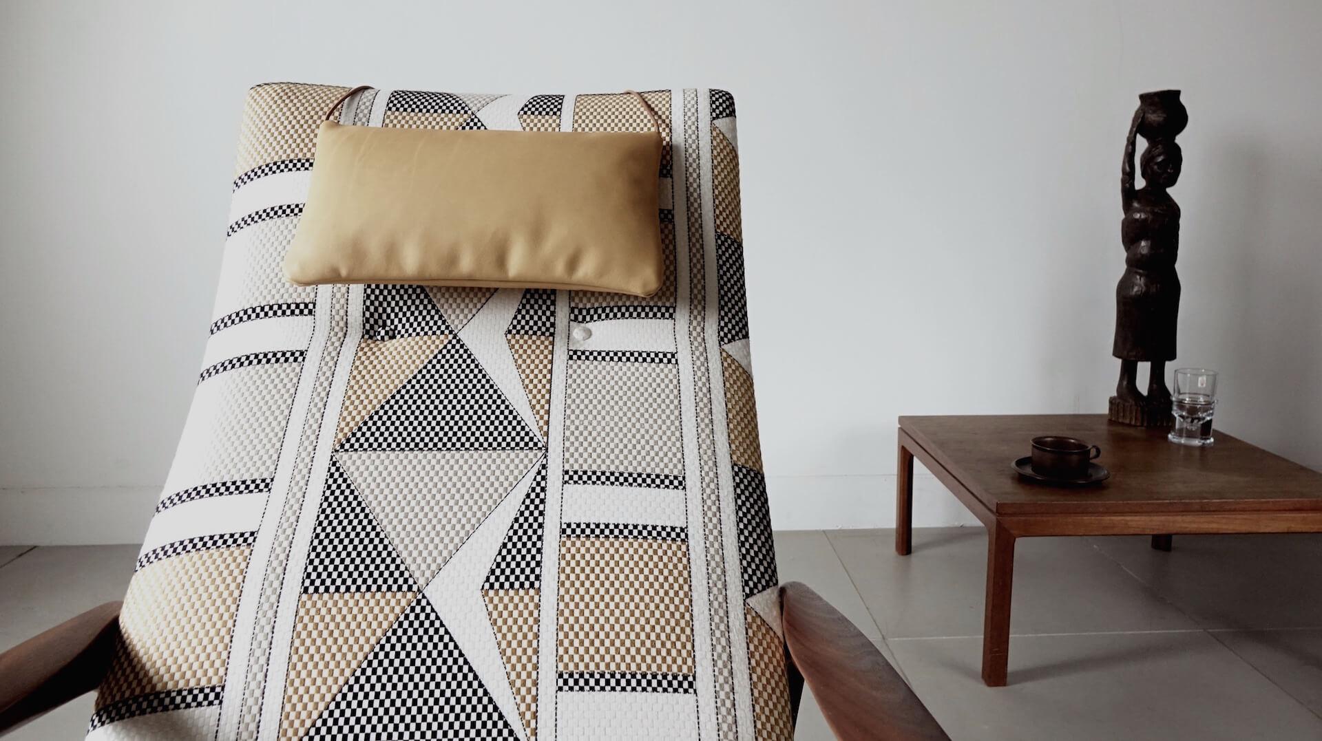 "Lounge chair ""Siesta"" by Jio mobler"