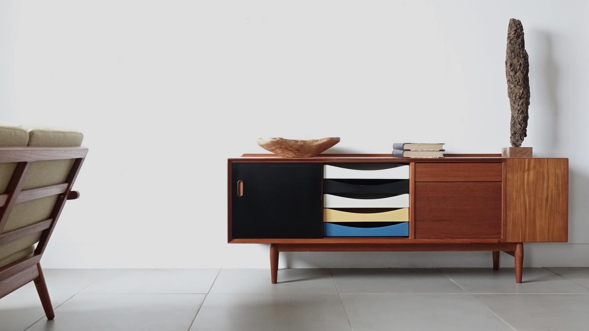 Sideboard by Arne Vodder for Sibast Furniture