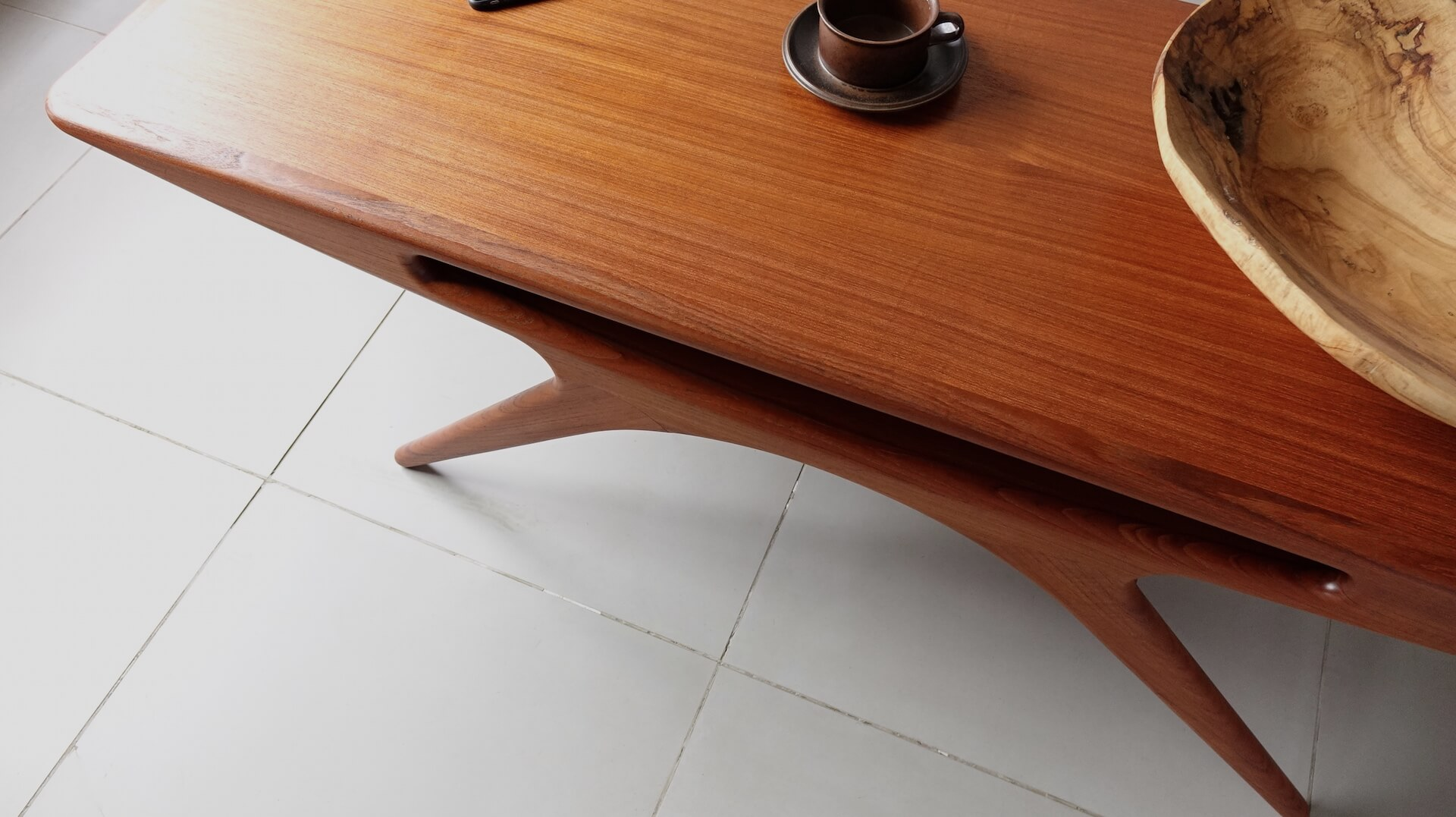 UFO table by Johannes Andersen for C.F.Christensen