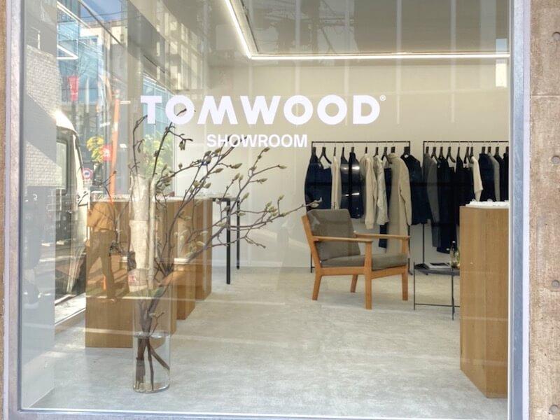 ノルウェーのジュエリー・ファッションブランド「Tom Wood」のエキシビジョン