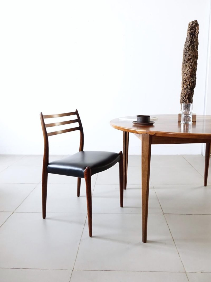 """""""Model.78"""" Dining chair by Niels O.Moller for J.L. Moller"""